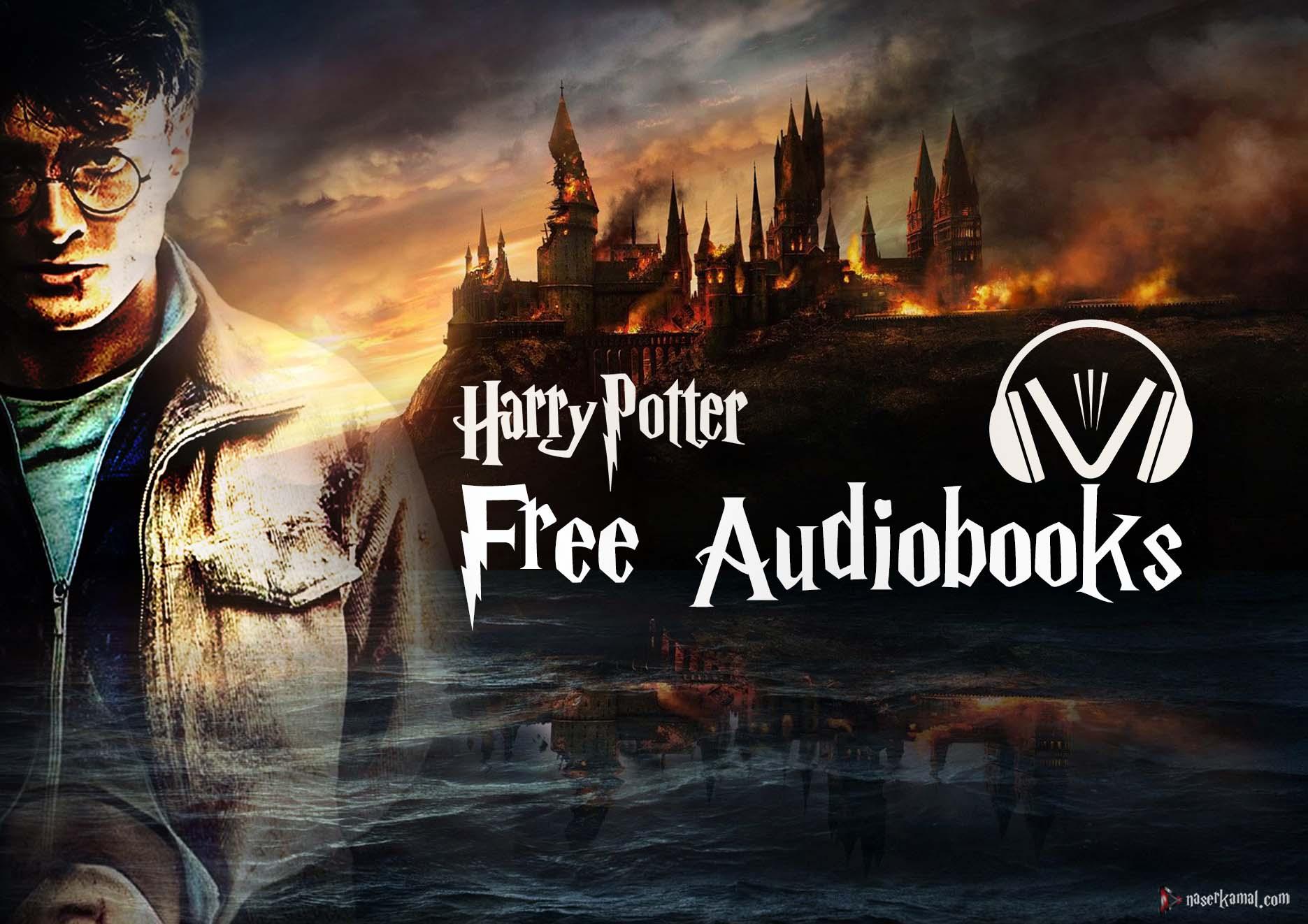 Download All Harry Potter Audiobooks For Free (Secret Methods)